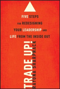 "Rayona Sharpnack's book ""Trade Up"""