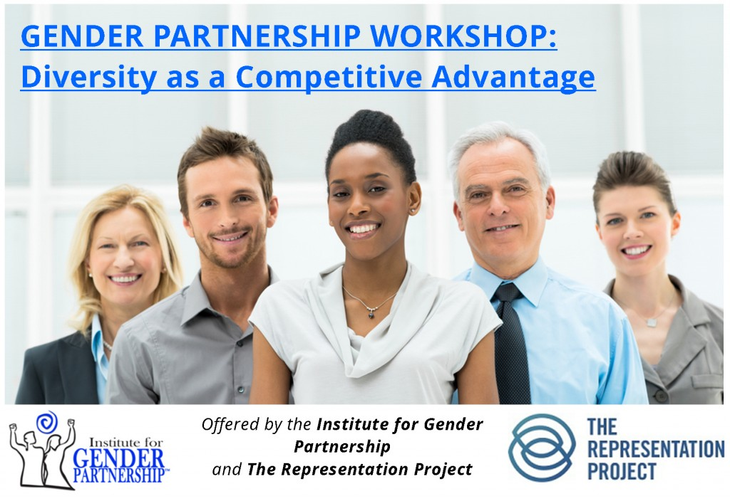 Gender Partnership Executive Training